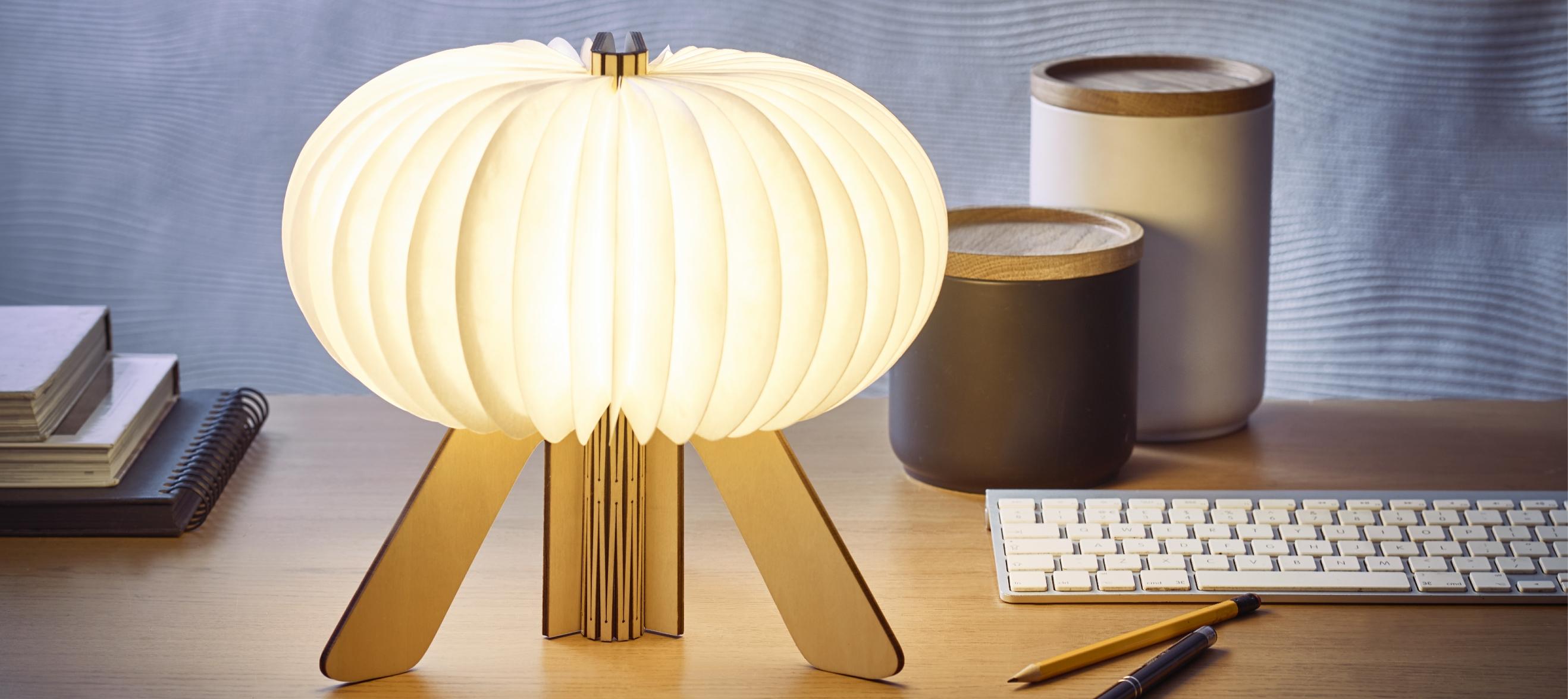 Gingko R Space Desk Lamp