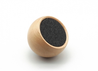 Tumbler Selfie Speaker - Maple